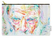 Gerry Mulligan - Portrait Carry-all Pouch
