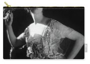 Gertrude Whitney (1875-1942) Carry-all Pouch