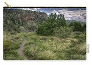 Get Off The Road And Enjoy Nature Carry-all Pouch