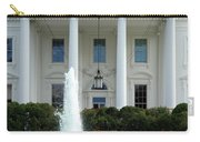 Getting Close To The White House Carry-all Pouch