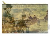Gettysburg Anniversary 150 Years Carry-all Pouch