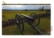 Gettysburg Battlefield Historic Monument Carry-all Pouch by James Brunker
