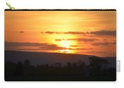 Gettysburg Sunset Carry-all Pouch