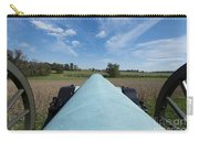 Gettysburg Vintage Cannon Macro Carry-all Pouch