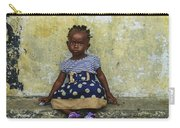 Ghanaian Child Carry-all Pouch