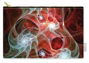 Ghost Flames Carry-all Pouch