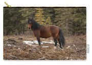 Ghost Forest Stallion Carry-all Pouch