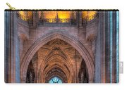 Ghost In The Cathedral Carry-all Pouch by Adrian Evans