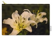 Ghost Lilies Carry-all Pouch
