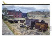 Ghost Mining Town Of Montana Carry-all Pouch