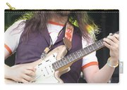 Ghost Of A Saber Tooth Tiger - Sean Lennon Carry-all Pouch