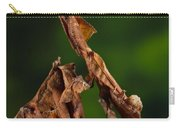 Ghost Or Dead Leaf Mantis Carry-all Pouch