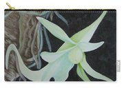 Ghost Orchid On A Palm Tree Carry-all Pouch