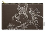 Ghost Riders In The Sky Carry-all Pouch