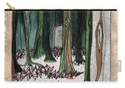 Ghost Stories Forest Graveyard By Jrr Carry-all Pouch