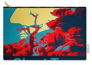 Ghost Tree Poster Carry-all Pouch