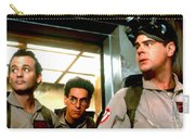 Ghostbusters Carry-all Pouch by Paul Tagliamonte