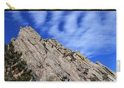 Ghostly Flatirons Carry-all Pouch