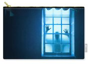 Ghostly Person At A Window Carry-all Pouch