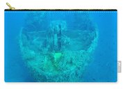 Ghostly Ship Wreck Carry-all Pouch