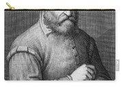 Giacomo Barozzi Da Vignola (1507-1573) Carry-all Pouch