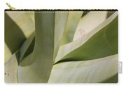 Giant Agave Abstract 8 Carry-all Pouch