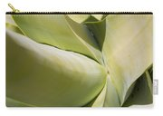 Giant Agave Abstract 9 Carry-all Pouch