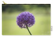 Giant Allium Flower Carry-all Pouch