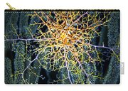 Giant Basket Star At Night Carry-all Pouch