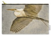 Giant Beauty In Flight Carry-all Pouch