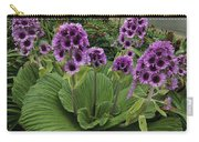 Giant Daisy In Full Bloom Campbell Carry-all Pouch