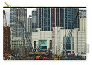 Downtown Chicago High Rise Construction Site Carry-all Pouch