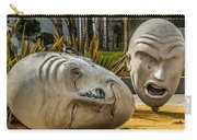 Giant Heads Carry-all Pouch