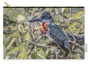 Giant Kingfisher Carry-all Pouch