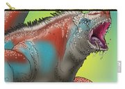 Giant Marine Iguana Carry-all Pouch