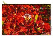 Giant Poinciana Blooms Carry-all Pouch