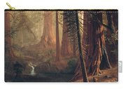 Giant Redwood Trees Of California Carry-all Pouch