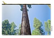 Giant Sequoia In Mariposa Grove In Yosemite National Park-california  Carry-all Pouch