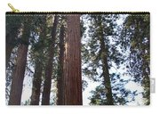 Giant Sequoias - Yosemite Park Carry-all Pouch