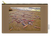 Giant Squid Capitola Beach Carry-all Pouch