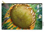 Giant Sunflower Drama Carry-all Pouch