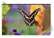 Giant Swallowtail Butterfly Photo-painting Carry-all Pouch