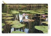 Giant Water Lilies Carry-all Pouch