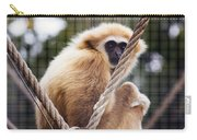 Gibbon On A Swing Carry-all Pouch