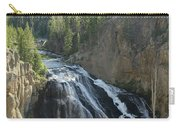 Gibbon River And Falls Carry-all Pouch