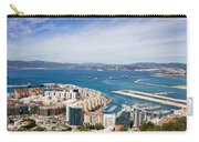 Gibraltar City And Bay Carry-all Pouch