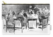 Gibson: Dinner Party, 1894 Carry-all Pouch
