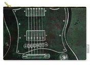 Gibson Sg Standard Green Grunge Carry-all Pouch