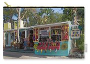 Gift Shop In Key West Carry-all Pouch