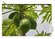 Gigantic Papaya Carry-all Pouch